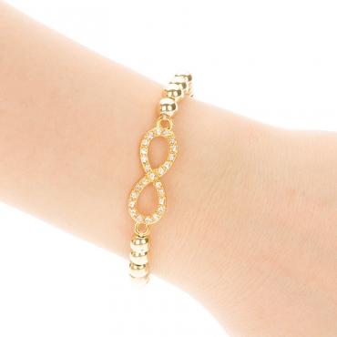 Fashion Gold Metal Bracelet