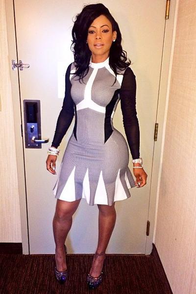 Fashion O Neck Long Sleeve A Line Patchword  Mini Dress