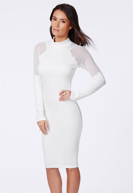 Cheap turtleneck dress