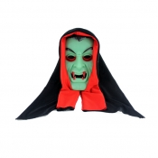 Halloween Vampire Shaped PVC Mask