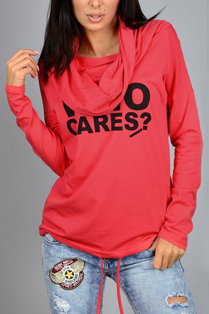 Loisirs manchettes col manches longues lettres imprim rouge m langeur hoodies sweats hoodies - Melangeur de lettres ...