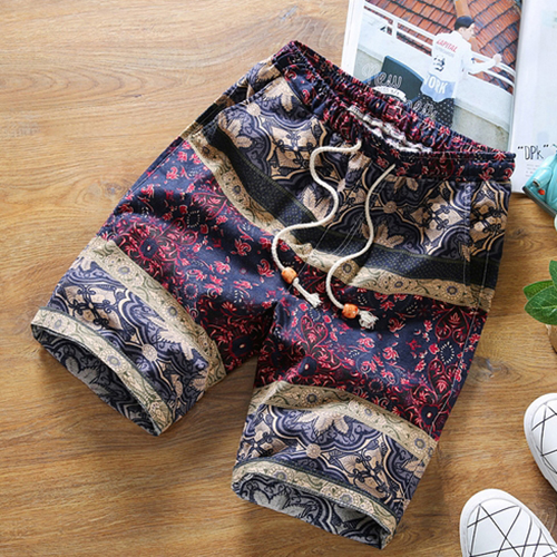 Cotton Print Men Clothes