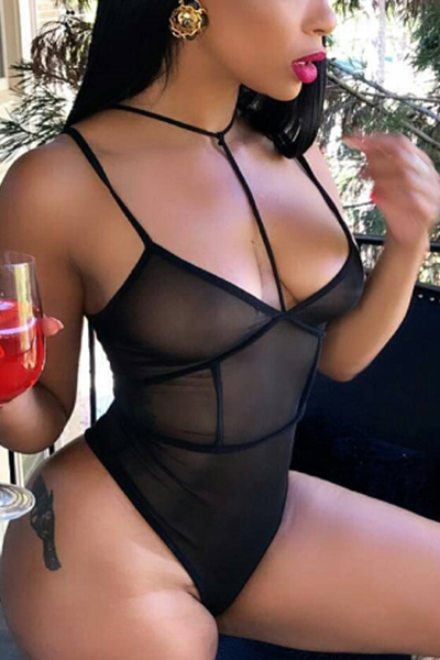 Apologise, but black girls see through lingerie seems