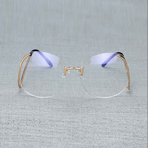 Fashion White PC Sunglasses