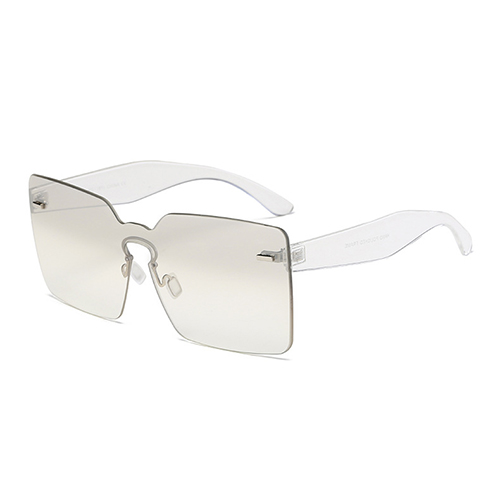 Stylish Grey PC Sunglasses