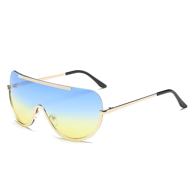 Fashion Metal Sunglasses