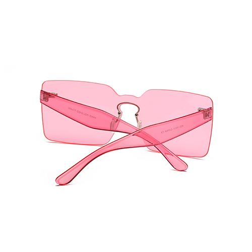 Fashion Red PC Sunglasses