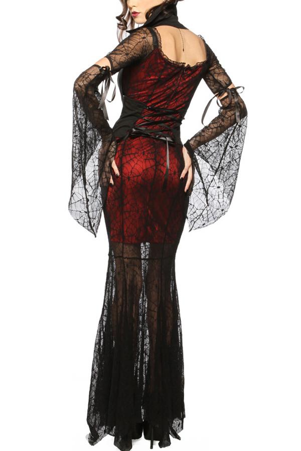 Halloween Vixen Vampire Costume