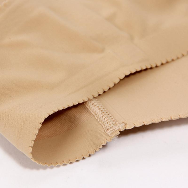 Apricot Nylon Panties