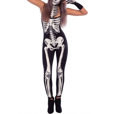 Polyester Halloween Cosplay Costumes