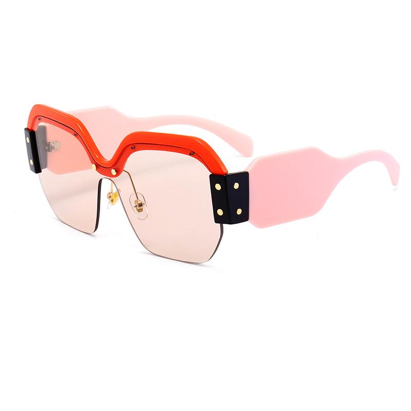 Euramerican Rosa PC Sonnenbrille