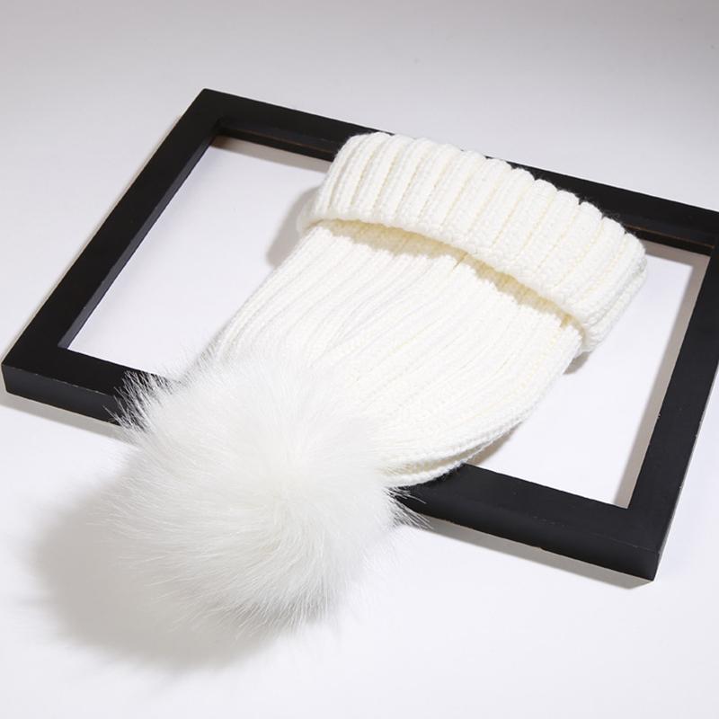 Lovelyfashion Maomao Ball Декоративная Белая Шерстяная Шляпа