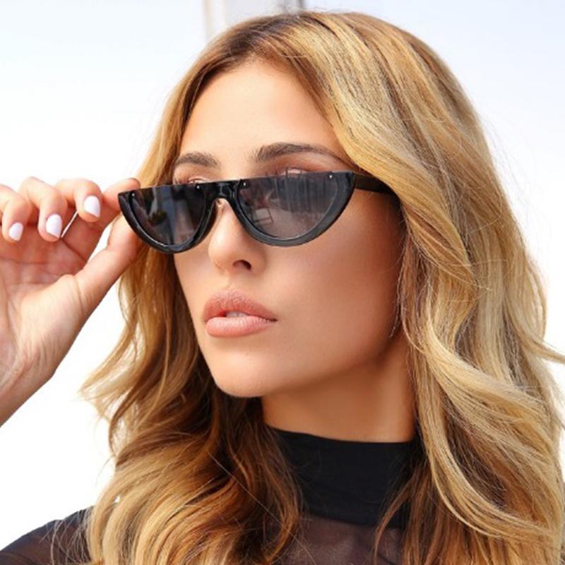 Lovely Fashion Black PC Sunglasses