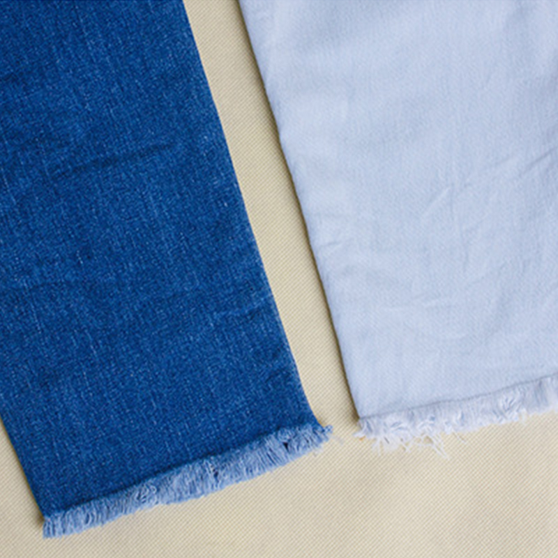 Lovely Chic Patchwork Blue Jeans