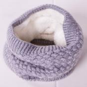 Lovely Warm Grey Scarves