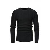 Lovely Euramerican Pullover Black Sweaters