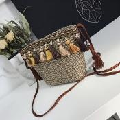 Bella Borsa A Tracolla In Oro Con Design Elegante Nappa