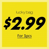 Lovely Lucky Bag - 1pc Random Product - Up to 90%