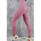 Lovely Sportswear Skinny Pink Leggings