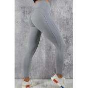 Lovely Sportswear Skinny Grey Leggings