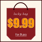 Lovely Lucky Bag - 9 pcs Random Products - Up to 9