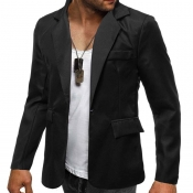Lovely Work Basic Black Blazer