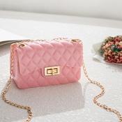 Lovely Chic Basic Messenger Bag