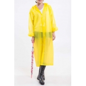 Lovely Trendy Couple EVA Environmental Raincoat Tr