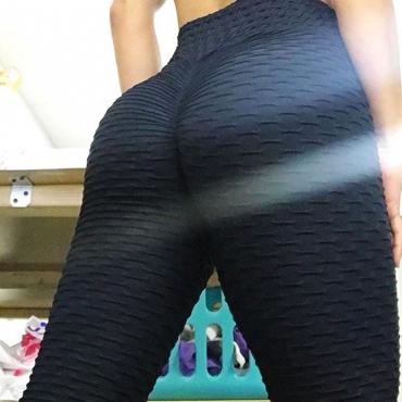 Lovely Sportswear Basic Black Pants