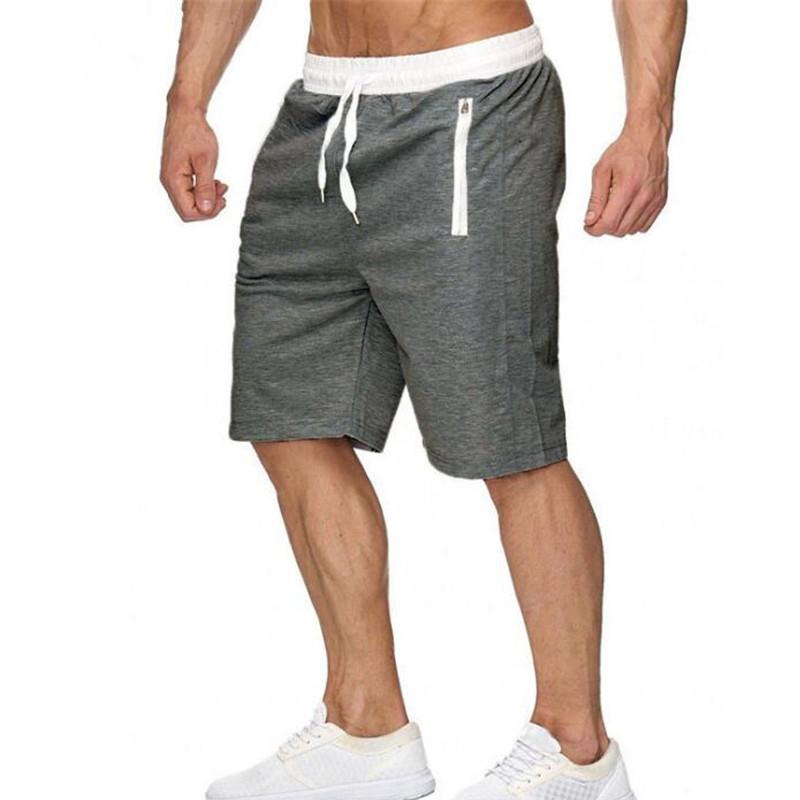 Lovely Sportswear Lace-up Dark Grey Shorts