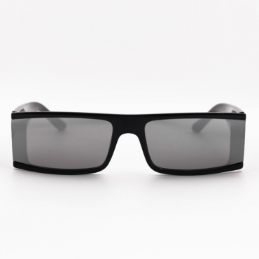lovely Trendy Basic Black Sunglasses