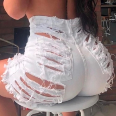 lovely Stylish Hollow-out Baby Shorts