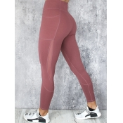 lovely Sportswear High-waisted Skinny Cameo Brown