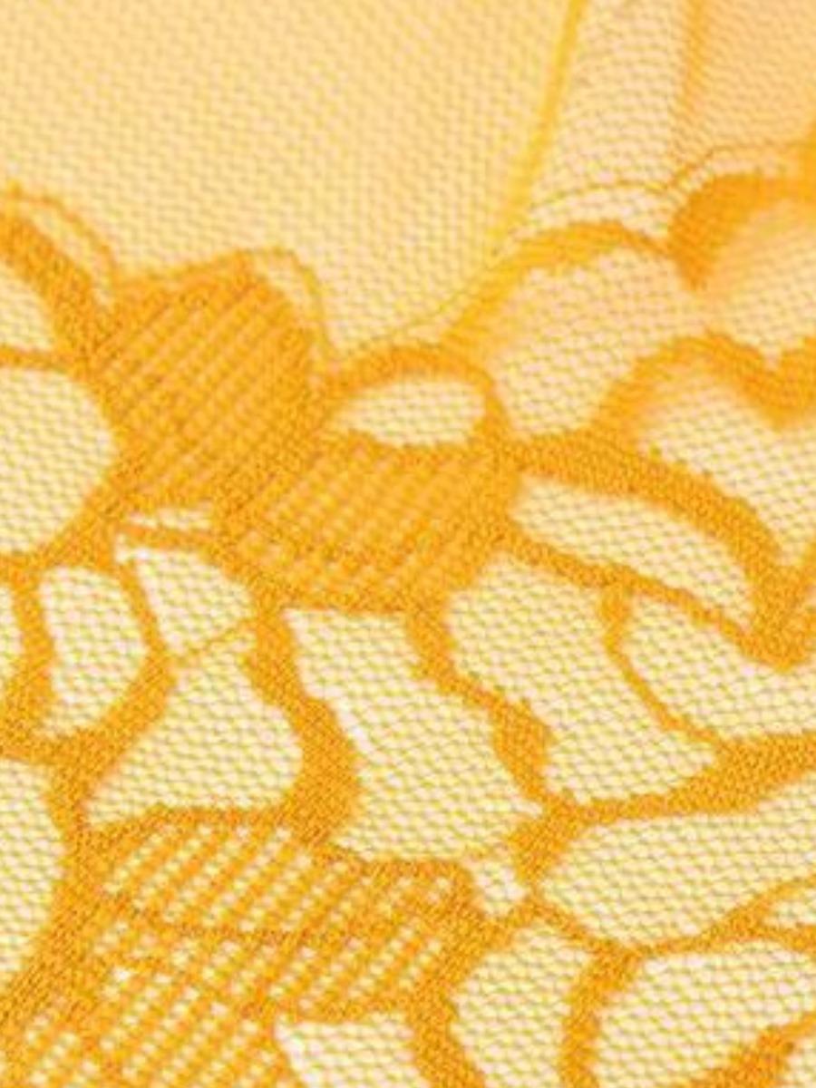 Lovely 5-pair Sweet See-through Multicolor Socks (Random Colors)