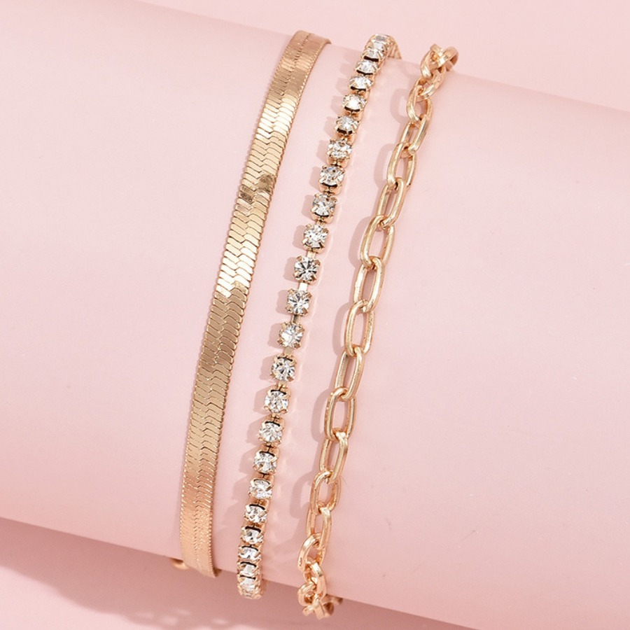 LW Chain Bead Multilayer Body Chain