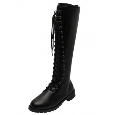 LW Lace-up Boots