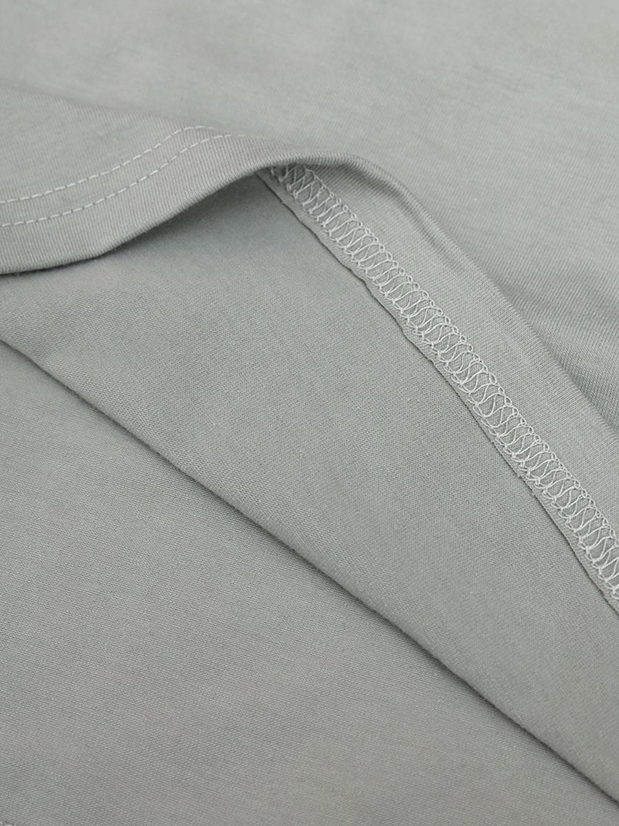 LW COTTON Bandage Ruffle Design Pants Set